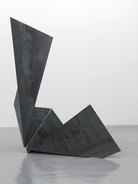 Trauma, steel, wax, 186 x 210 x 163 cm, 2007